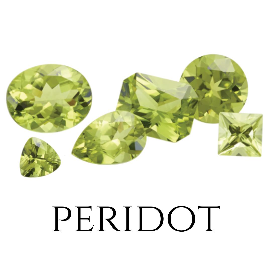 Peridot, neboli olivín