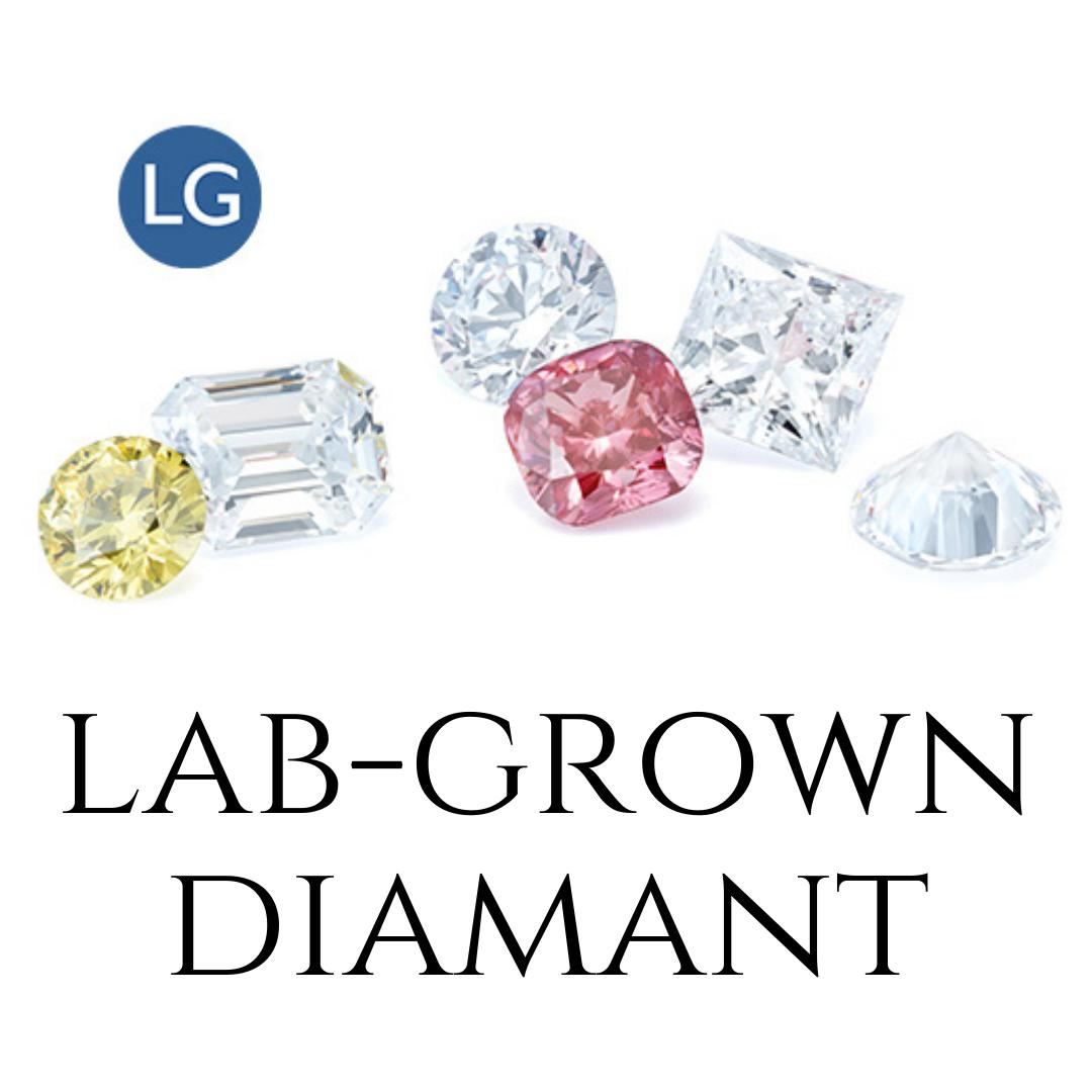 Dostupný luxus, LAB-GROWN diamanty