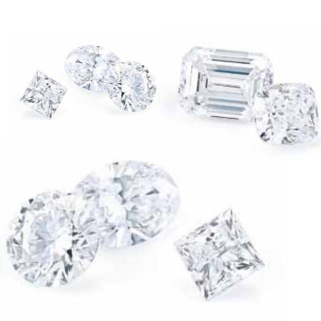 Jak vybrat správný tvar diamantu?
