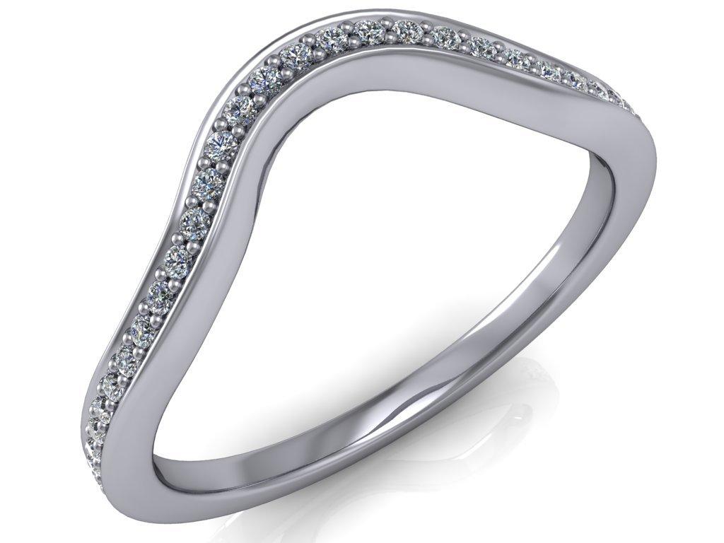 snubní prsten Emma