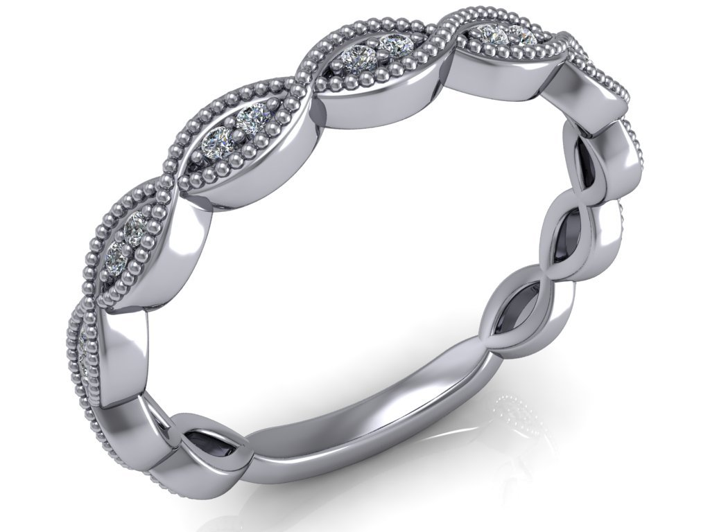 snubní prsten Infinity