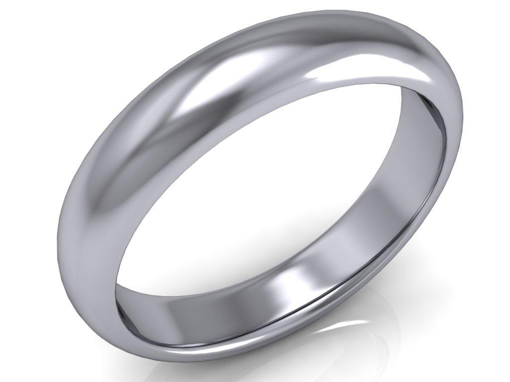 snubní prsten Andie