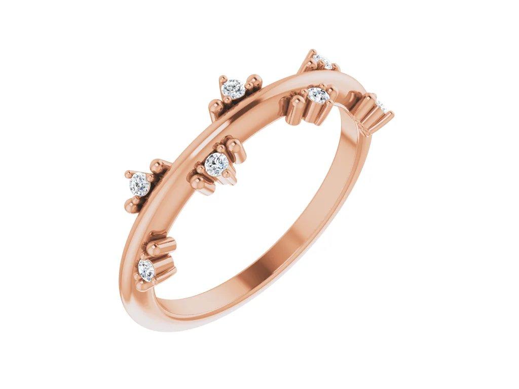 Snubní prsten LEA