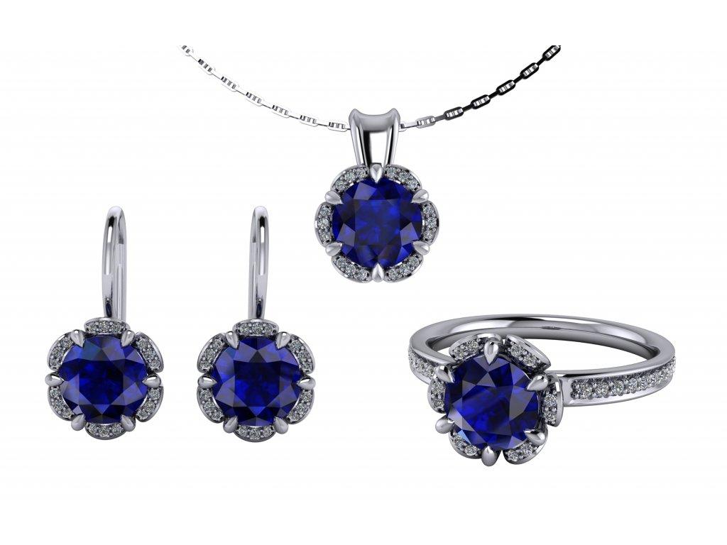 Remi Sapphire Blue