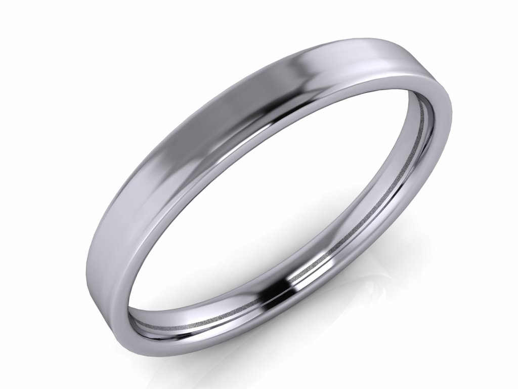 Pánský snubní prsten ROBERT 3