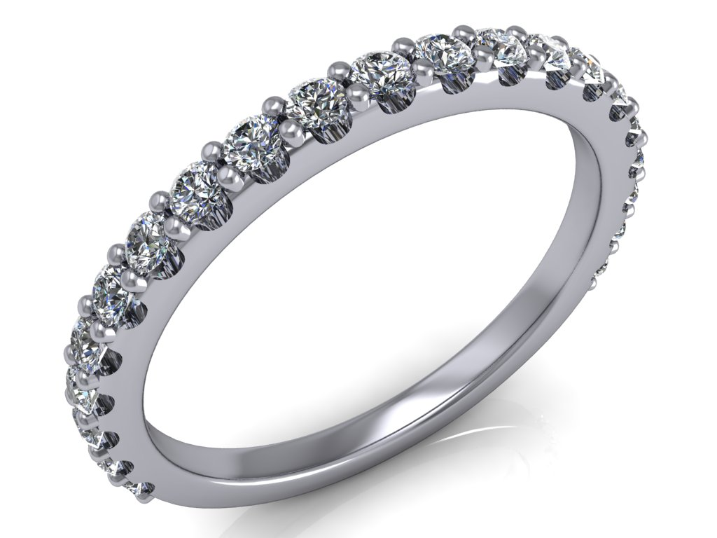 snubni prsten cora bile zlato zlatnicke studio salaba zlatnictvi