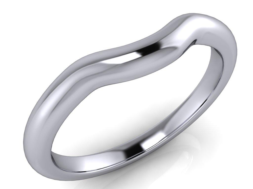 snubni prsten SIMONE bile zlato zlatnicke studio salaba zlatnictvi