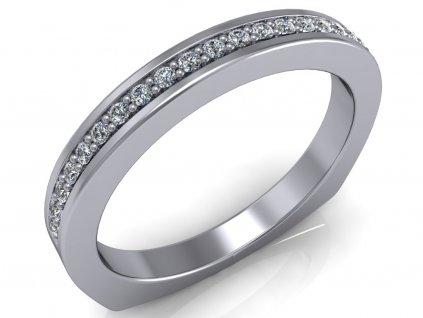 snubní prsten Frances