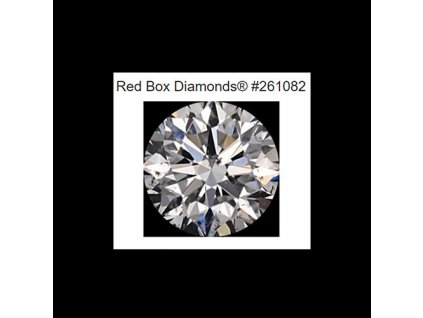 RED BOX DIAMONDS 0,30 ct