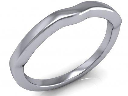 Snubní prsten SCARLETT