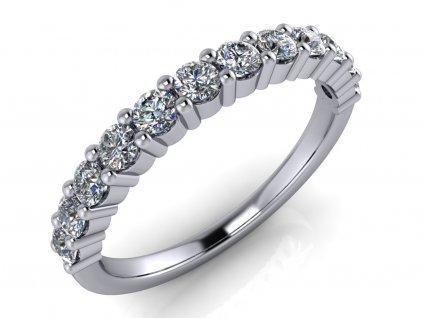 diamantový_snubní _prsten_GRACE_12_ ks_2,25_mm