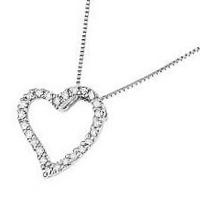 Diamantové náhrdelníky
