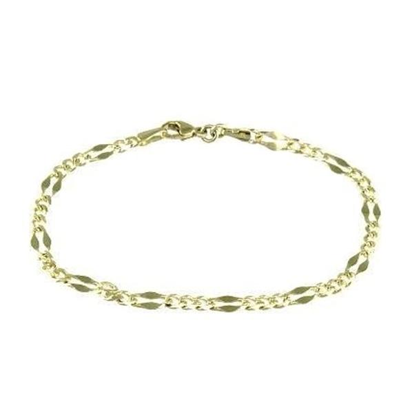 Náramky žluté zlato
