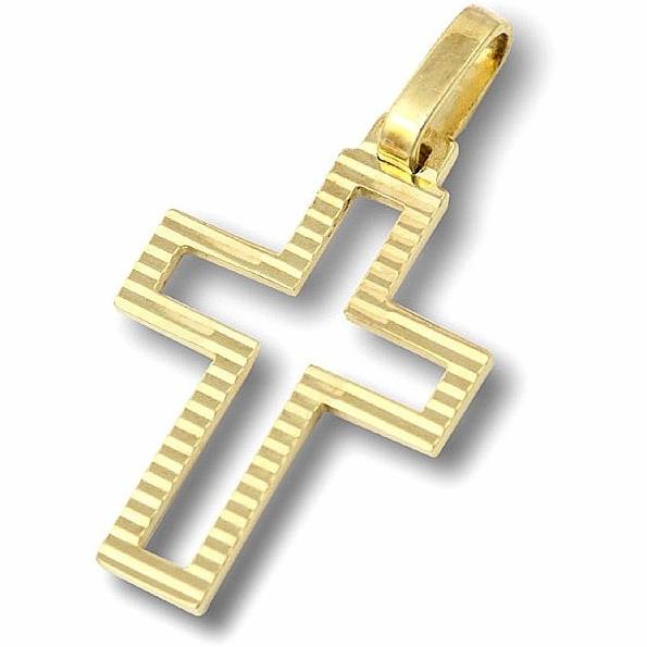 Zlaté křížky a kříže