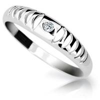 Prsteny s briliantem