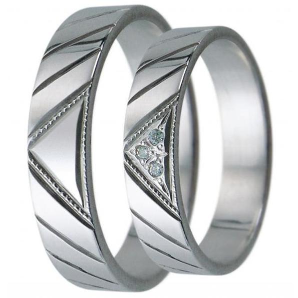 Snubní prsteny s brilianty