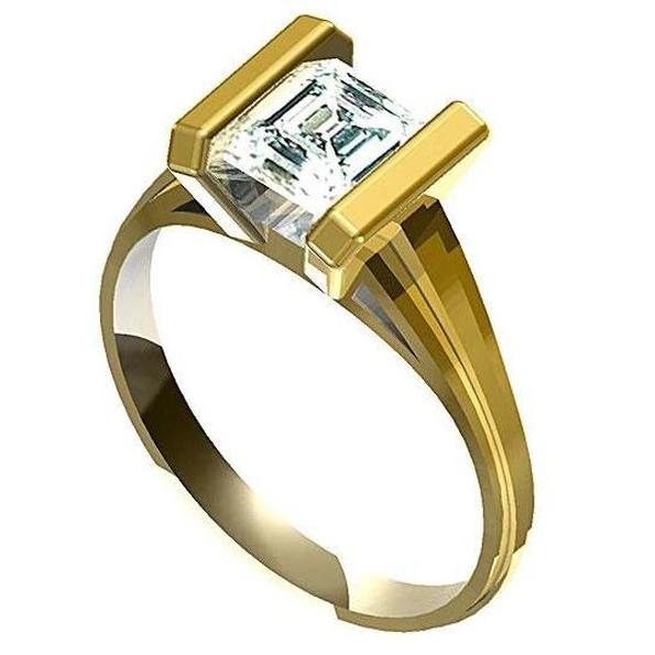Zásnubní prsteny žluté zlato
