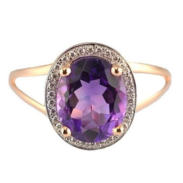 Prsteny růžové zlato