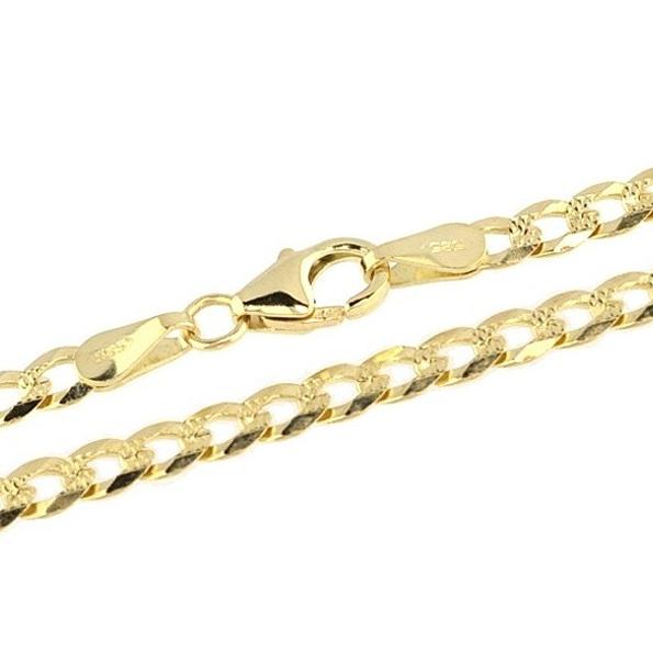 Řetízky žluté zlato
