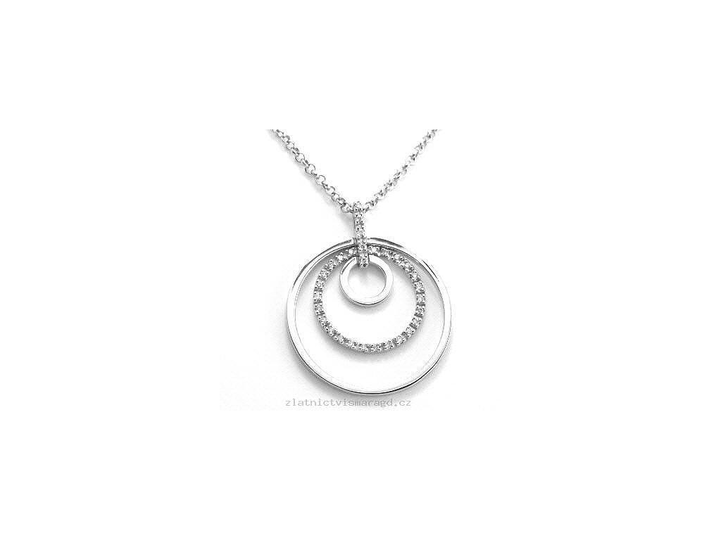 Briliantový náhrdelník
