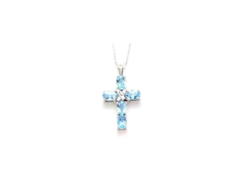 Topazový kříž
