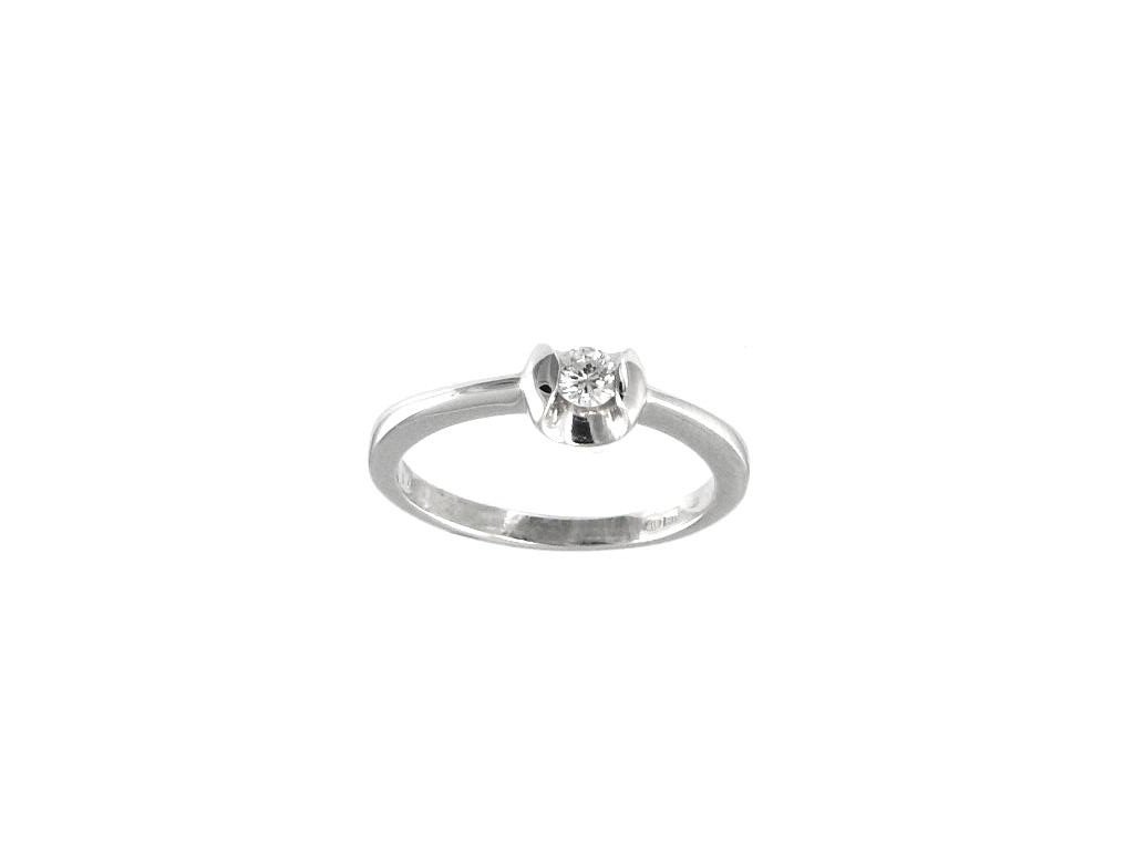 Briliantový prsten V54