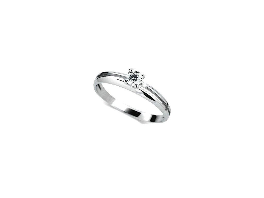 Briliantový prsten Z 1272