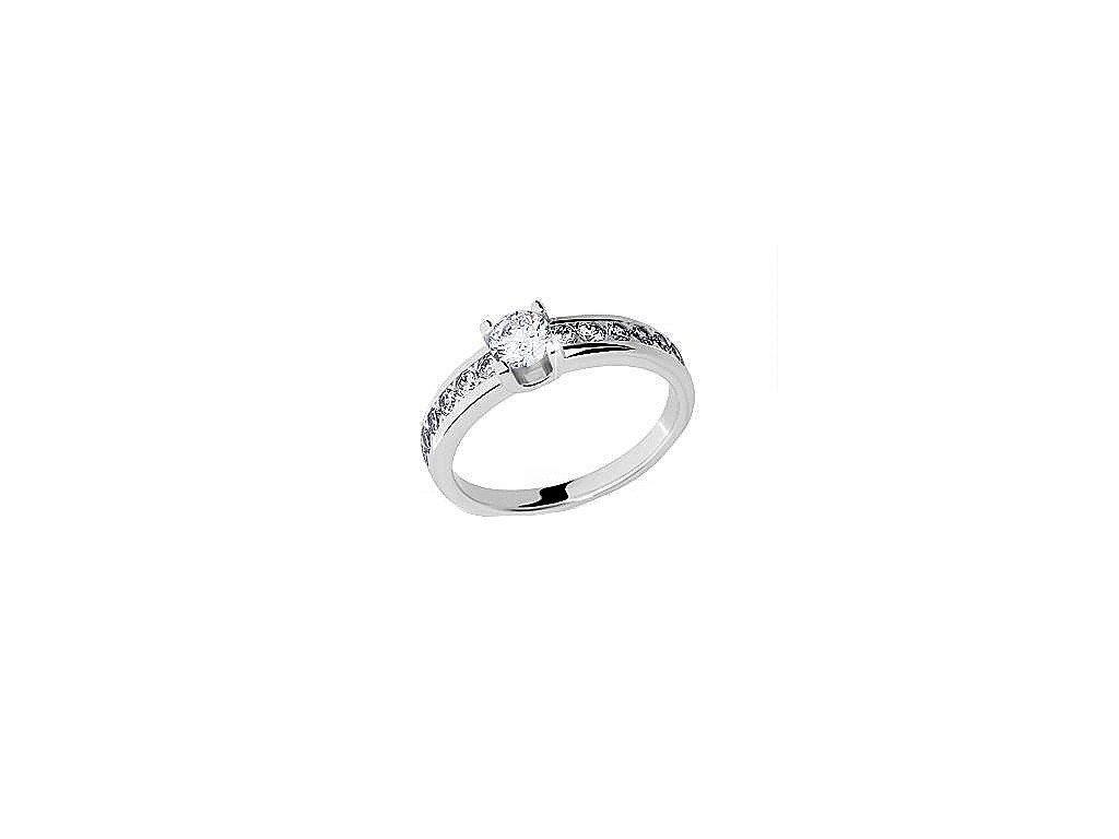 Briliantový prsten Z 2146