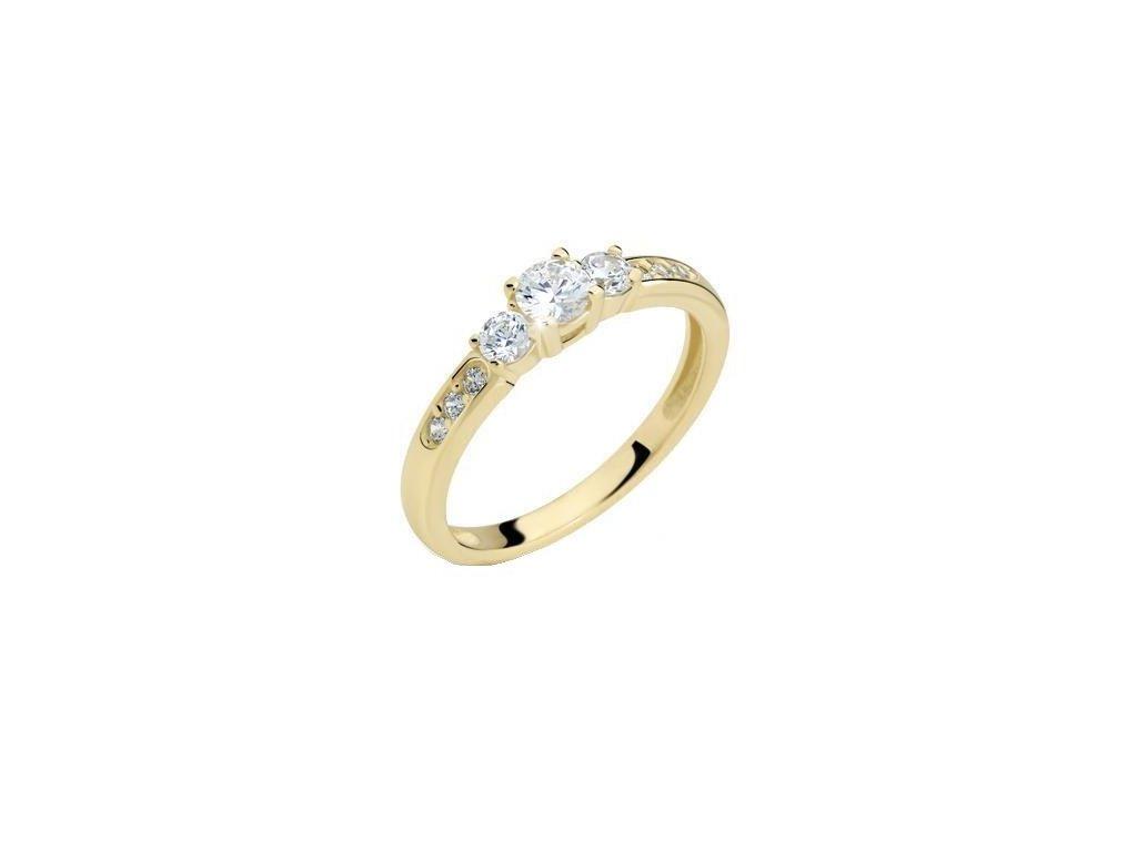 Briliantový prsten Z 2360