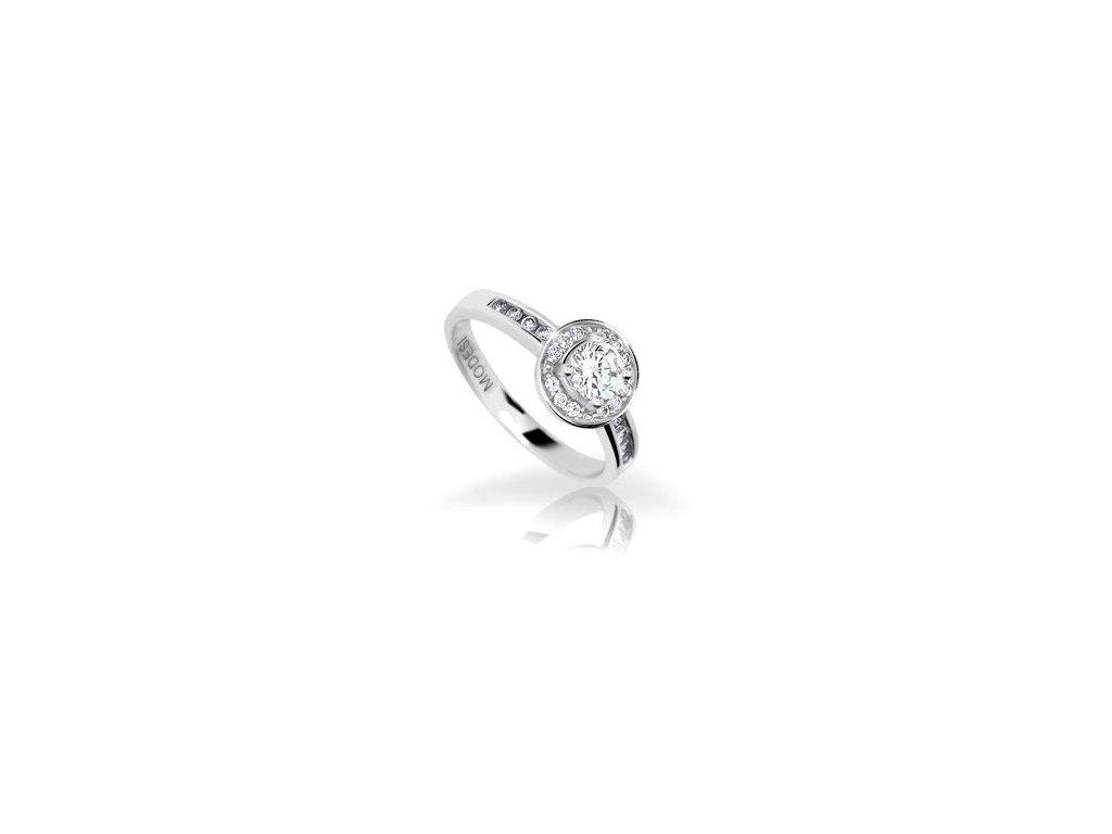 Stříbrný prsten V52