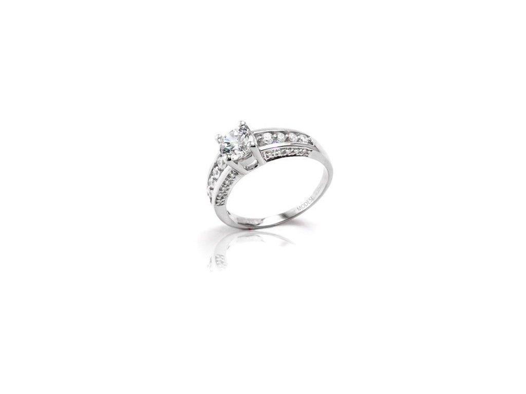 Stříbrný prsten V51