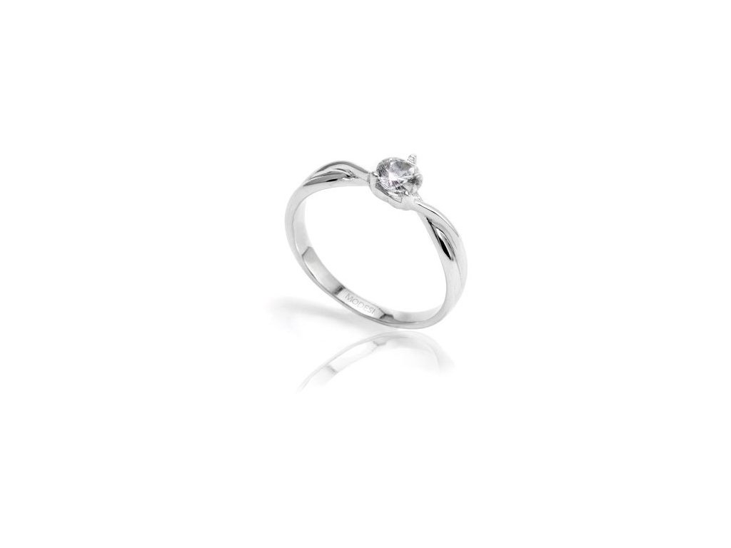 Stříbrný prsten V56