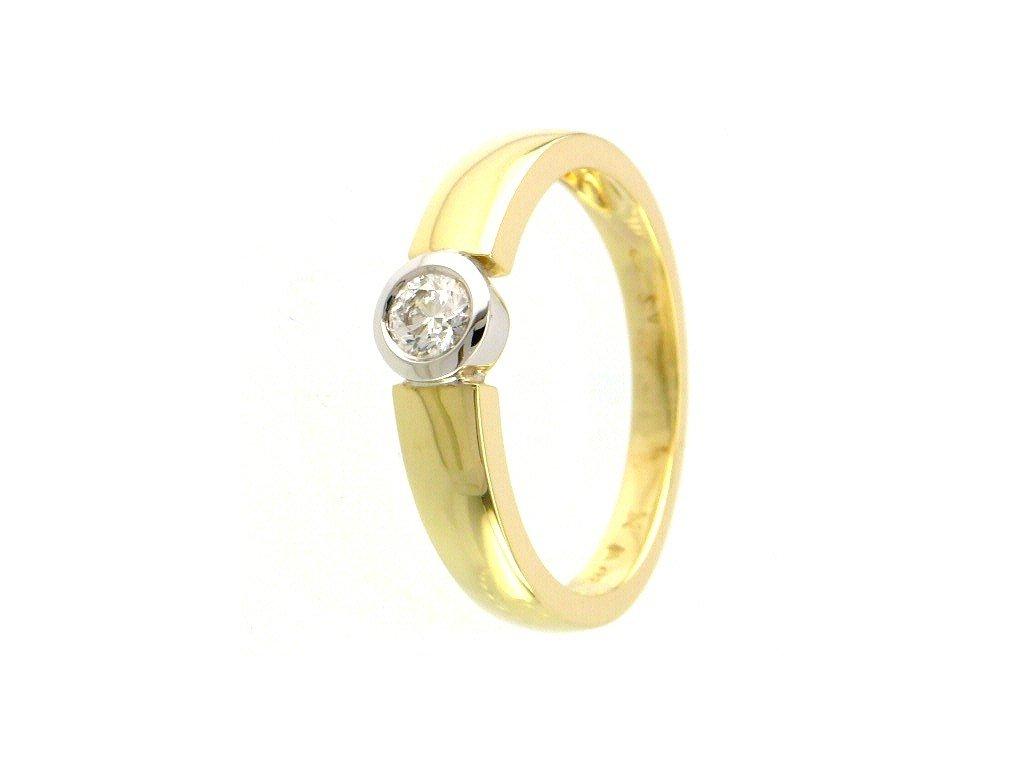 Briliantový prsten