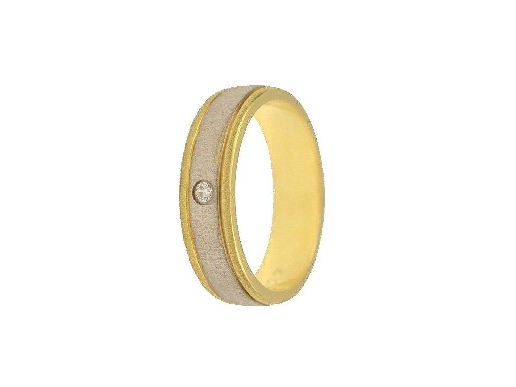 Briliantové snubní prsteny AW-227