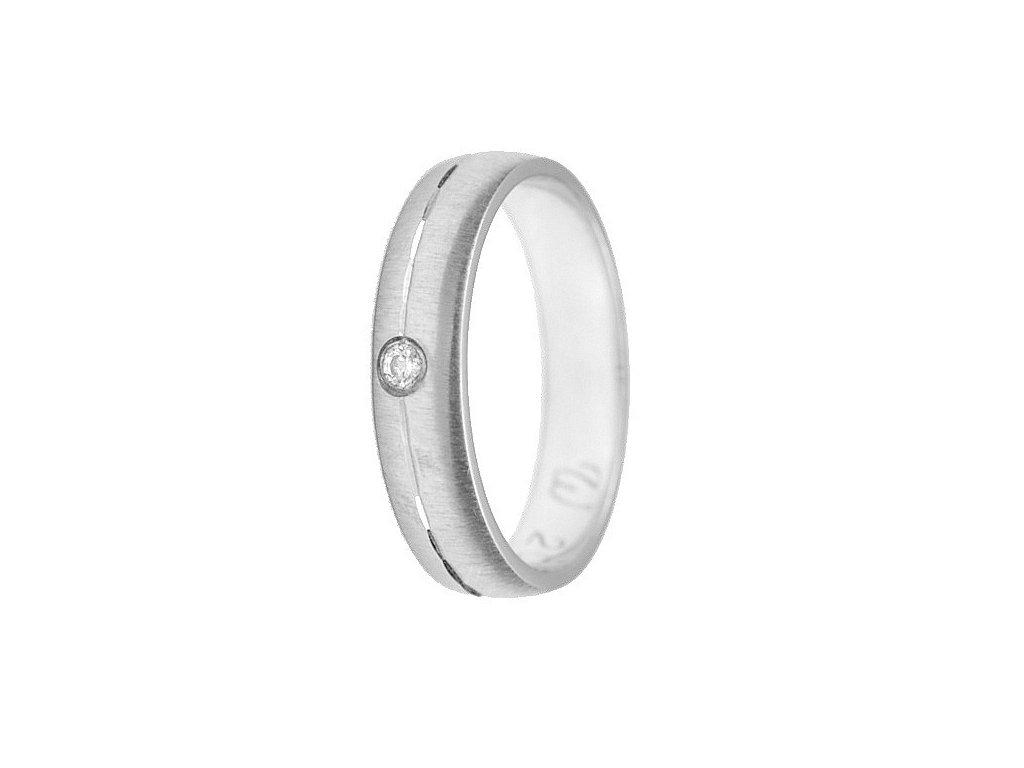 Briliantové snubní prsteny AW-203