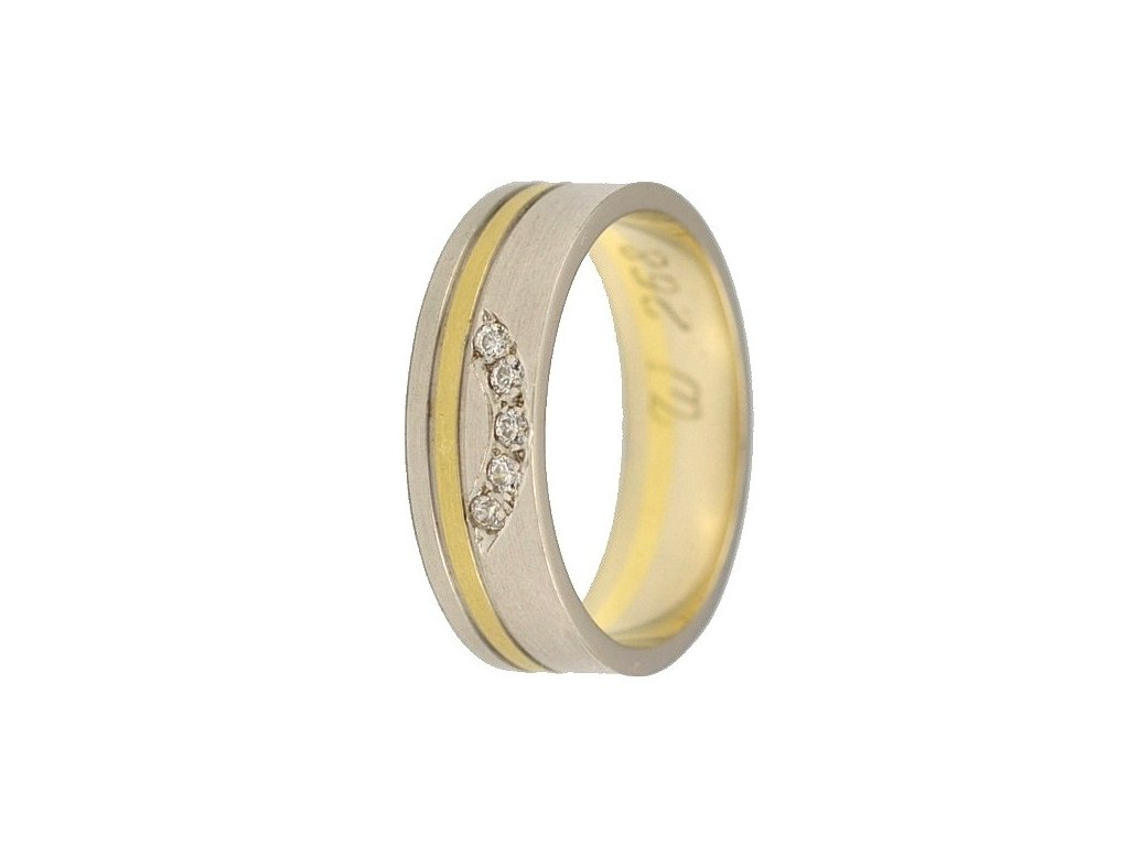 Snubní prsteny AW-268