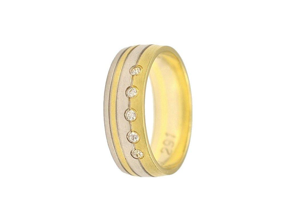 Snubní prsteny AW-291