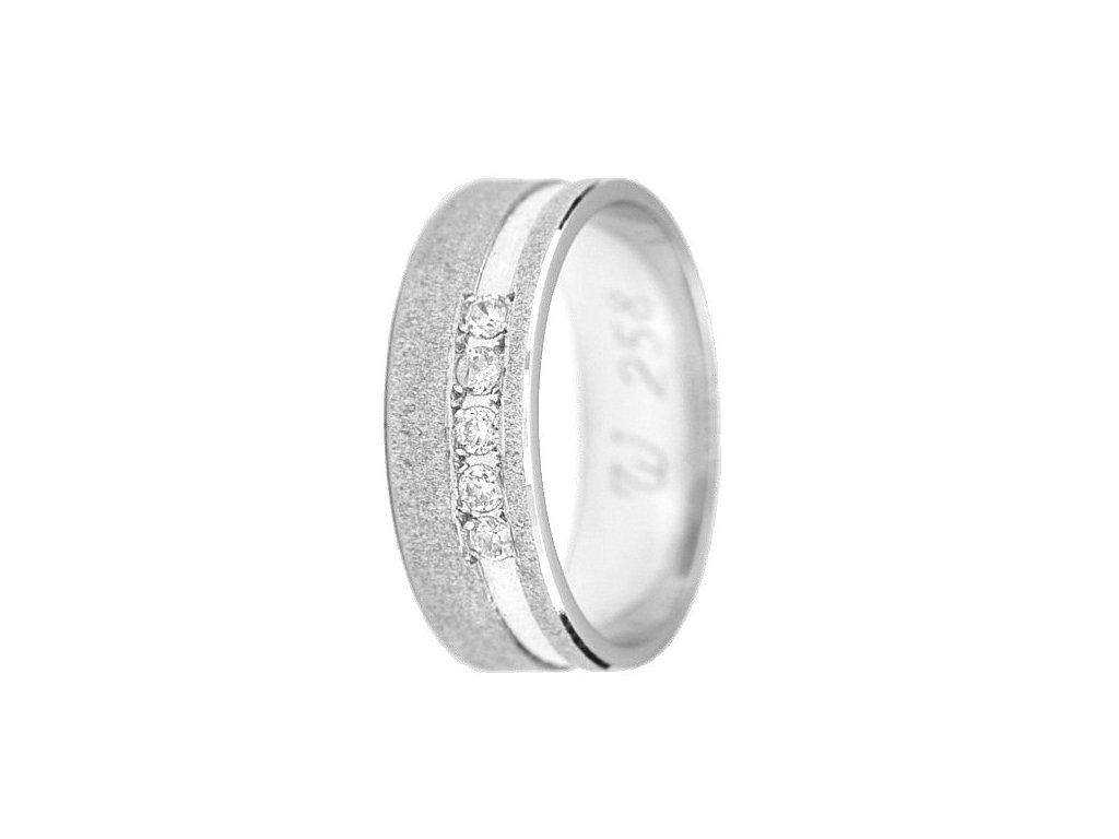 Snubní prsteny AW-258
