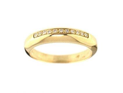 Briliantový prsten V60
