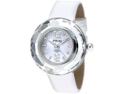Jedinečné dámské hodinky PRIM PRECIOSA W02C.10229.D