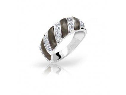 Stříbrný prsten V55