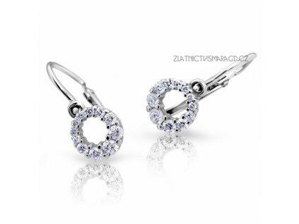 detske nausnice nd2154 diamonds