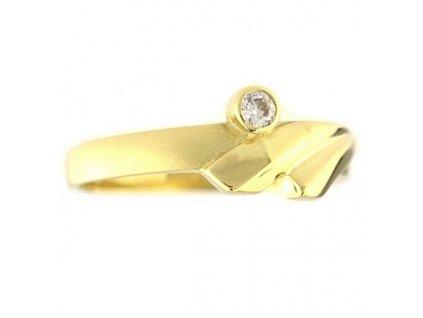 Zlatý prsten V50