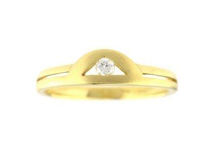 Zlatý prsten V53