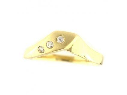 Zlatý prsten V54