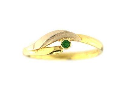 Zlatý prsten V55