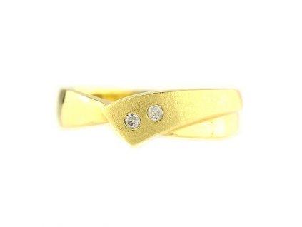 Zlatý prsten V57