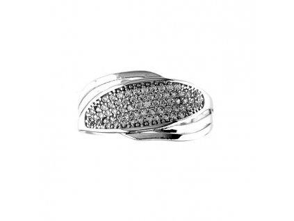 Zlatý prsten V58