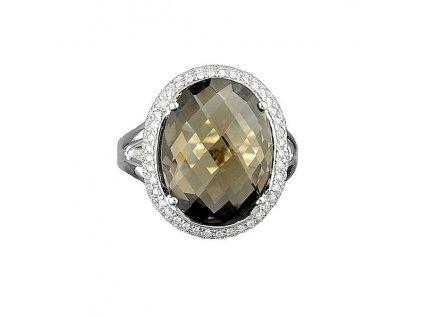 Topazový prsten