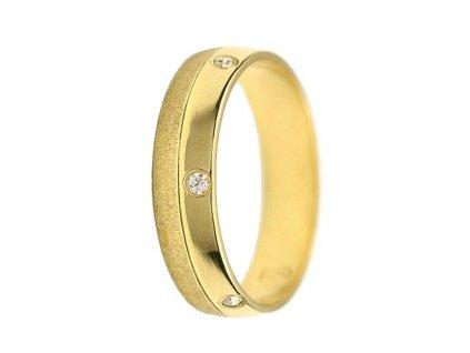 Briliantové snubní prsteny AW-175